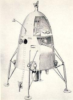 von braun lunar lander - photo #4