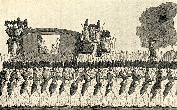 Kungliga eskort