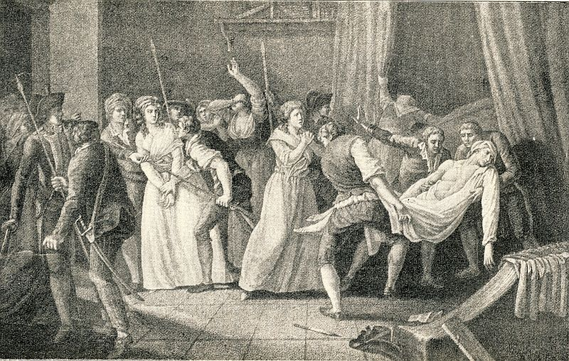 franska revolutionen kvinnor