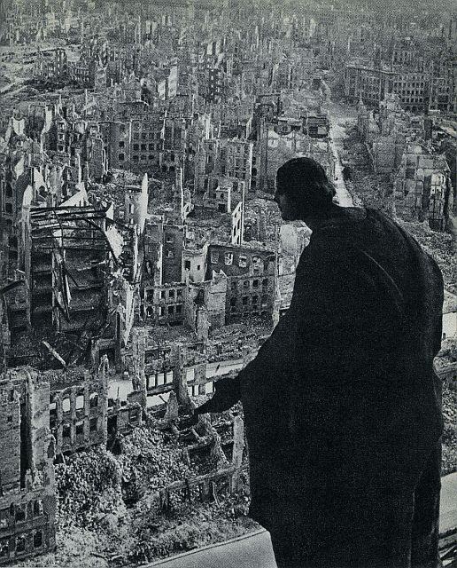 Dresden, February 1945