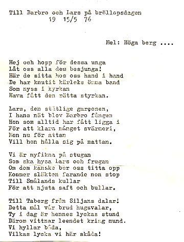 roliga telegram födelsedag Liber 1976 roliga telegram födelsedag