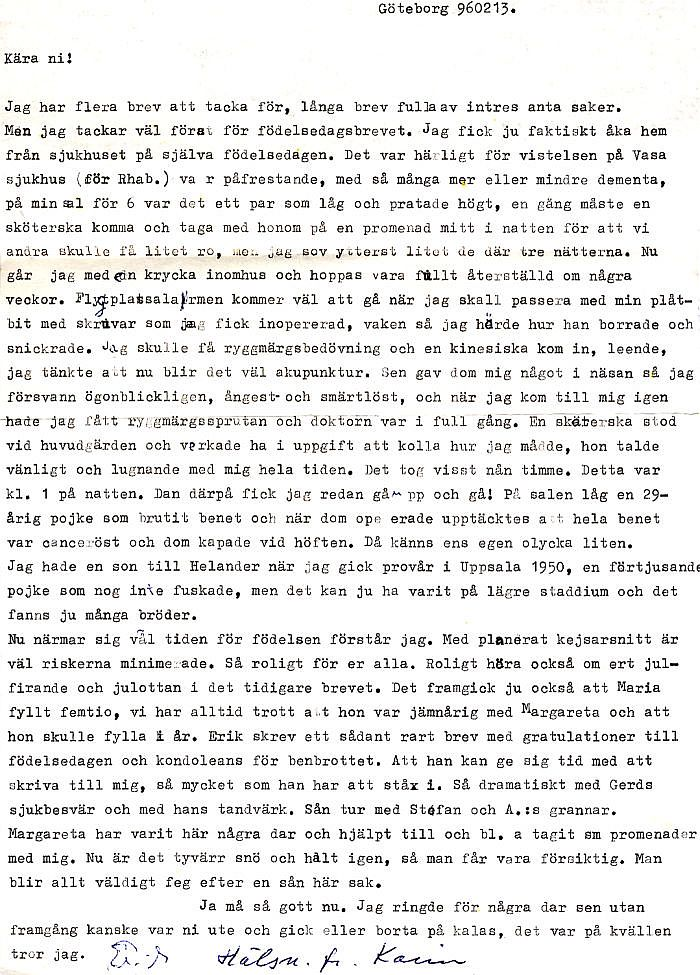 Liber 1996